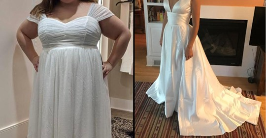 16 reduzierte Brautkleider für eine günstige Hochzeit