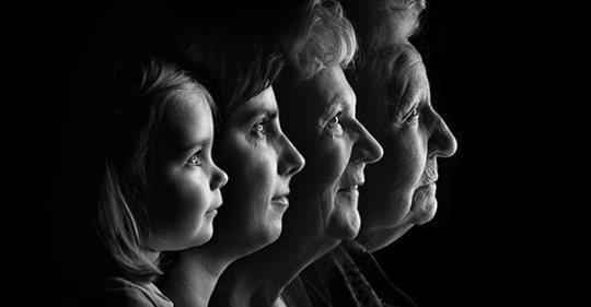 Ein Foto mehrerer Generationen ergibt ein wunderbares Bild… 10 besondere Beispiele!