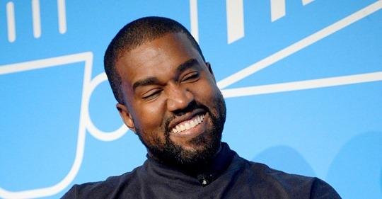 Kanye will Präsident werden – das fiel ihm in der Dusche ein