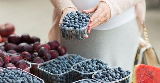 Großmutter klaute Heidelbeeren für 3,98€: Zwei Monate Gefängnis