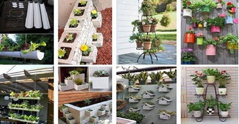 Diese einzigartigen und dekorativen Hingucker für den Garten können Sie auf einfache Art und Weise selbst herstellen!