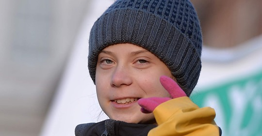 Millionen Hammer: Greta Thunberg nach Preisverleihung reich