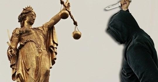 Cuttermesser Attacke: Haft für syrischen Intensivtäter