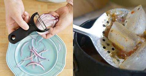 11 clevere Tipps, Tricks und Lifehacks für die Küche
