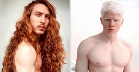 Besonders attraktiv: 11 Männer mit einzigartiger Schönheit