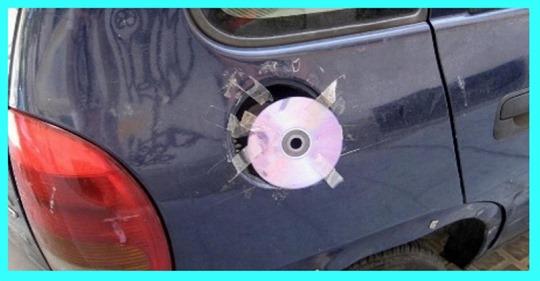 20 kreative und gefährlich absurde Autoreparaturen