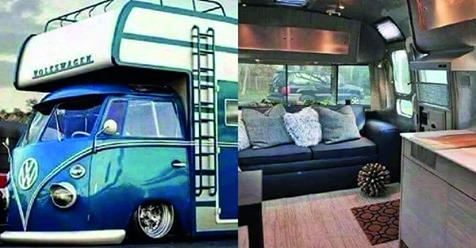 Stilvoll in den Urlaub? Die Top 10 lustigsten, verrücktesten, schönsten Wohnwagen, die Sie je gesehen haben!