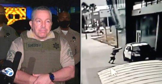 Zwei Mitarbeiter des Sheriffs werden in Hinterhalt gelockt und angeschossen – kämpfen um ihr Leben