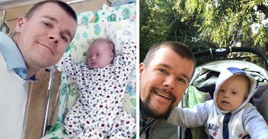 Mutter möchte Sohn mit Down-Syndrom ins Pflegeheim geben – Vater lässt das nicht zu und zieht ihn allein groß