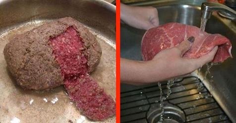 Fleisch, Wurst und Fisch richtig auftauen