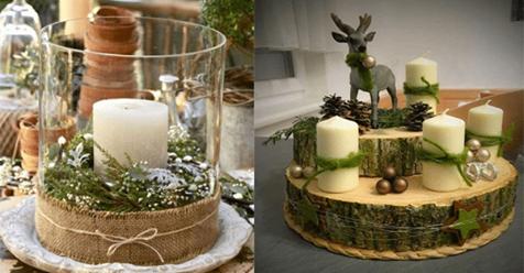 Die schönsten Weihnachts- und Winterdekorationen gestalten Sie einfach selbst. Diese neun Weihnachtsideen sollten Sie gesehen haben!