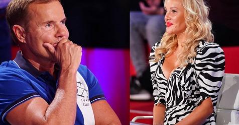 Dieter Bohlen zerstört Evelyn Burdecki beim Supertalent!