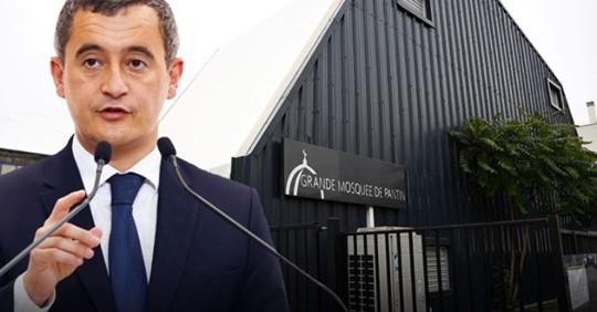 Frankreichs Innenminister lässt Moschee schließen