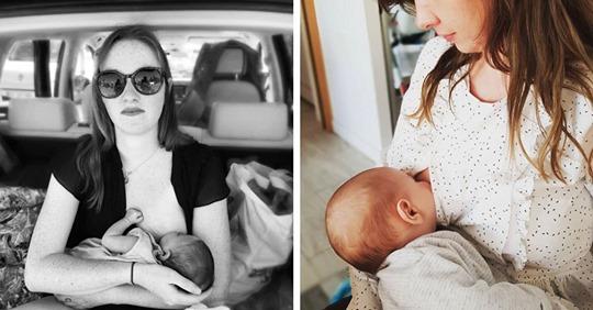 15 Mütter, die das Stillen in der Öffentlichkeit verteidigen