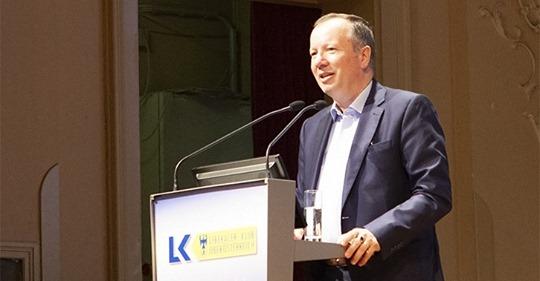 Dr. Krall beim Liberalen Klub: Corona Statistiken sind politische Statistiken