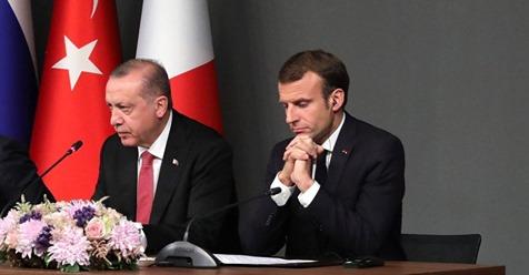 Frankreich gegen Islamisten: Erdogan will Macron in Psychiatrie schicken