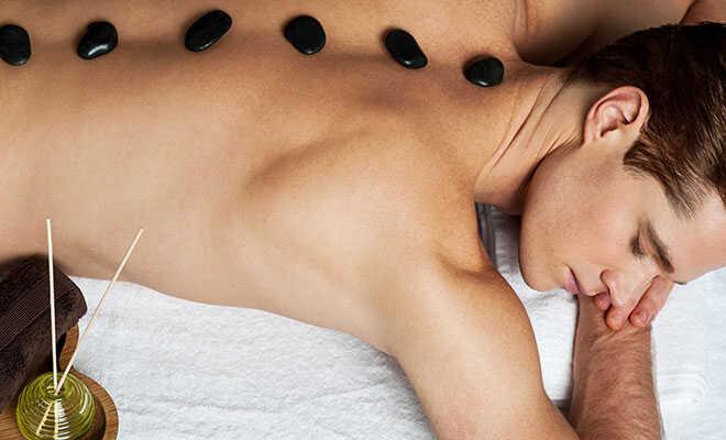 Hot-Stone-Massage – Wellness mit heißen Steinen