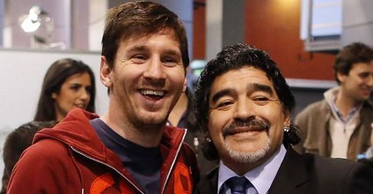 Schwerer Abschied: Fußballstars trauern um Diego Maradona