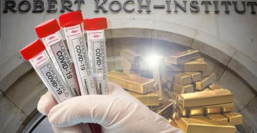 Milliardengeschäft PCR-Test: Robert Koch Mitarbeiter verdient mit