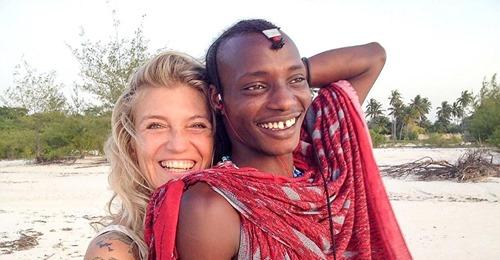 Angie (41) wanderte für Paulo (26) nach Sansibar aus – so geht es ihr heute