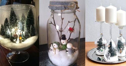 Finden Sie Weihnachtsdörfer auch wunderschön, aber möchten Sie mal etwas anderes? Schauen Sie sich jetzt schnell diese tollen Ideen an!
