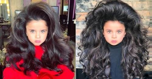 15 Bilder: Menschen mit beneidenswerten Frisuren