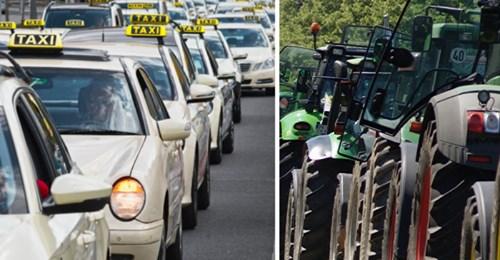 Demo gegen Corona-Politik in Wien: Bauern und Taxler planen Autokorso