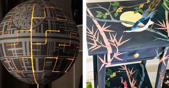 16 geniale Makeover Ideen, die deine Ikea Möbel aussehen lassen wie Designerstücke