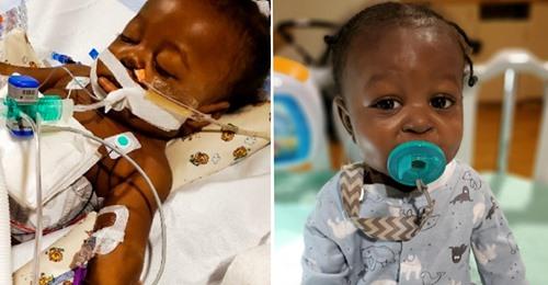 Baby überlebt Corona-Infektion und Lebertransplantation – alles noch vor dem 1. Geburtstag