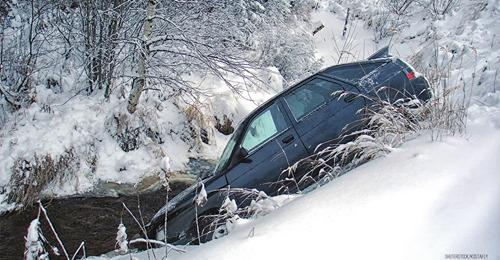 Autofahrer (†43) schleudert in Fluss: Mann und kleiner Junge (†9) tot aus Wrack geborgen