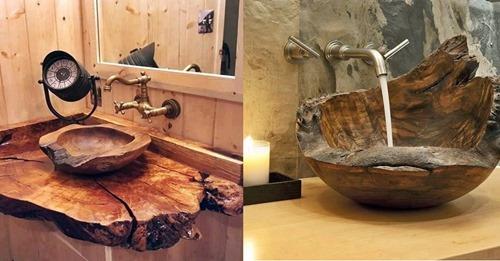 Liebst du auch Holz in deiner Einrichtung? Dann siehe dir diese 10 rustikale Ideen zum Selbermachen für dein Zuhause an!