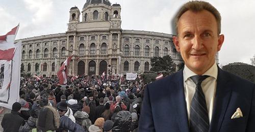 Rechtsanwalt Mag. Beneder wird bei Großdemo am 31.1. in Wien sprechen!