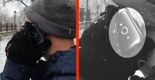 Smartphone im Winter: 4 häufige Fehler bei großer Kälte
