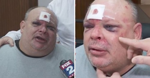 Pfarrer fährt mit Transporter, der mit Essen für Obdachlose beladen ist, herum – wird verprügelt und überfallen