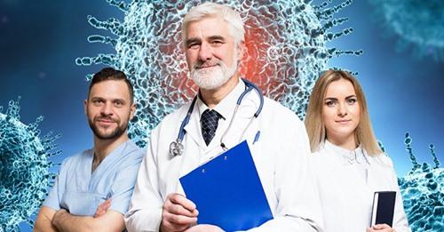 """""""Inszenierte Pandemie"""": Ärzte aus aller Welt schlagen Alarm!"""