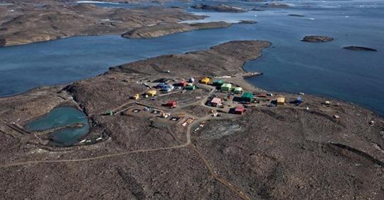 Australien plant den Bau eines Flughafens in der Antarktis