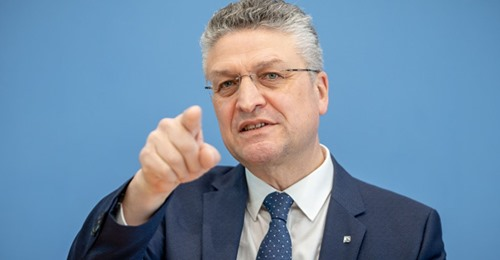 Wir müssen jetzt handeln: RKI-Präsident Wieler appelliert eindringlich an die Verantwortlichen