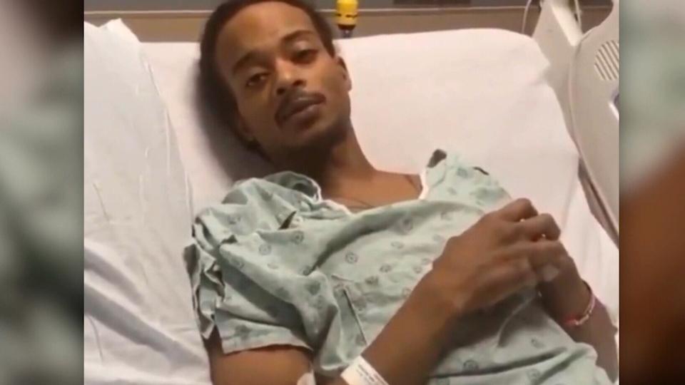 Polizist, der Jacob Blake siebenmal in den Rücken schoss und schwer verletzte, ist wieder im Dienst