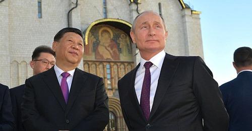 Russland und China: Allianz gegen westlichen Werteimperialismus