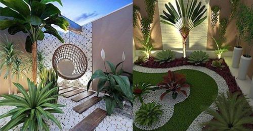 Wollen Sie kein großes Vermögen in den Garten investieren? Dann könnten Felsblöcke und Steine eine gute Lösung für Sie sein!