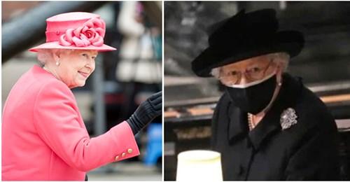 Queen Elizabeth feiert still ihren 95. Geburtstag, vier Tage nach Beerdigung ihres geliebten Mannes Philip