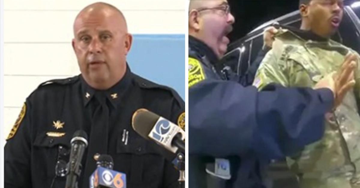 Nach Attacke auf Offizier mit Pfefferspray: Polizeichef von Virginia hält Entschuldigung nicht für notwendig
