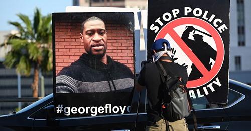 Stars erleichtert: George Floyds Mörder schuldig gesprochen