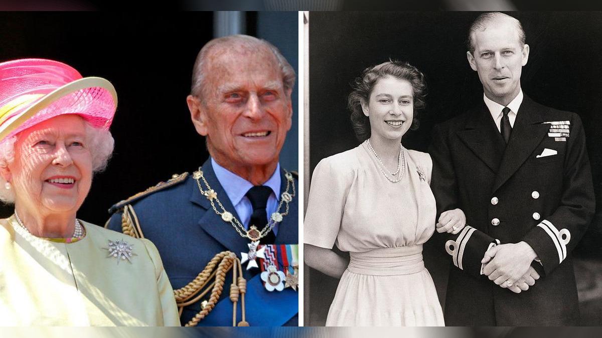 Die ungewöhnliche Liebesgeschichte von Prinz Philip und Königin Elizabeth war eine königliche Romanze für die Ewigkeit