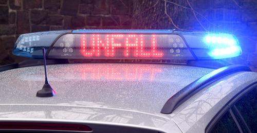 Nach tödlichem Unfall: Polizei führt Gaffer zur Leiche