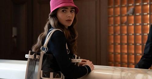 Zweite Staffel! Dreharbeiten für  Emily in Paris  laufen an