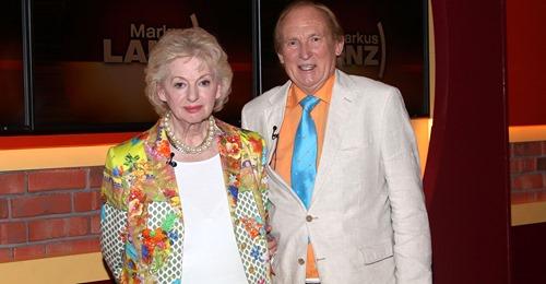 Ingrid von  TV total -Duo Ingrid & Klaus mit 84 gestorben
