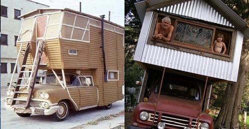 Camping extrem: die 15 verrücktesten Wohnmobile der Welt
