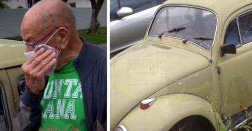 Ein pensionierter Lehrer ist gezwungen, sein Auto zu verkaufen: Seine ehemaligen Schüler kaufen es, nur um es ihm zurückzugeben
