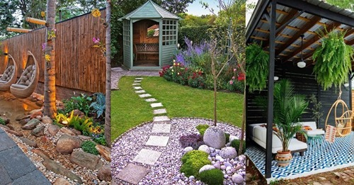 Sind Sie bereit für eine Gartenverjüngung? Lassen Sie sich jetzt von diesen wunderschönen Gartenideen inspirieren.
